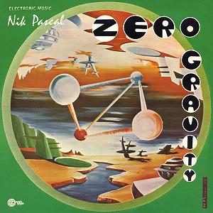 NIK RAICEVIK (NICOLAS PASCAL RAICEVIC) / ニック・パスカル (ニコラス・パスカル・ライチェビッチ) / ZERO GRAVITY / ゼロ・グラヴィティ