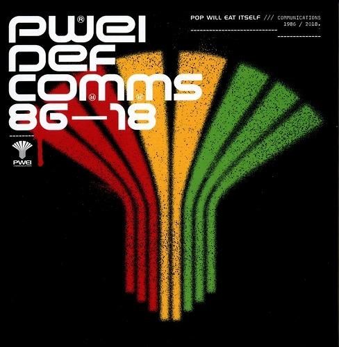 POP WILL EAT ITSELF / ポップ・ウィル・イート・イットセルフ / DEF COMMS 86-18 (4CD/BOXSET)