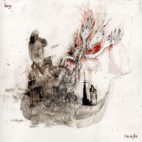 "SOCCER MOMMY / サッカー・マミー / HENRY / I'M ON FIRE (7"")"