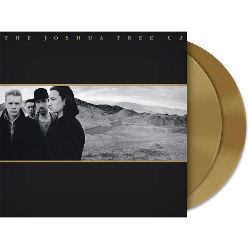U2 / THE JOSHUA TREE (2LP/180G/GOLD VINYL)