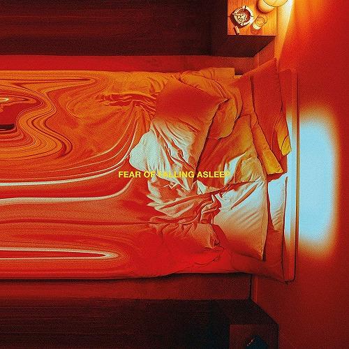 TENDER / テンダー / FEAR OF FALLING ASLEEP (LP)