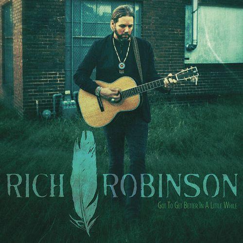 rich robinson リッチ ロビンソン rock pops