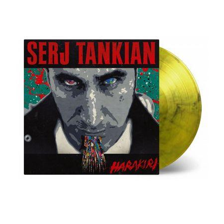 SERJ TANKIAN / サージ・タンキアン / HARAKIRI [COLORED 180G LP]