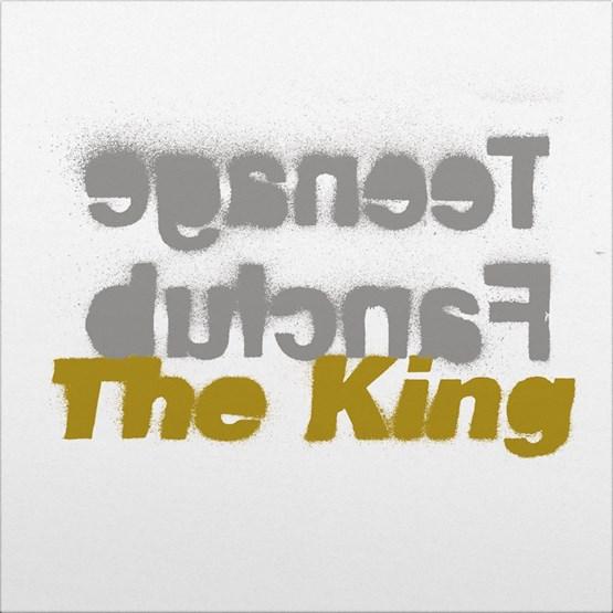 TEENAGE FANCLUB / ティーンエイジ・ファンクラブ / THE KING [180G LP]