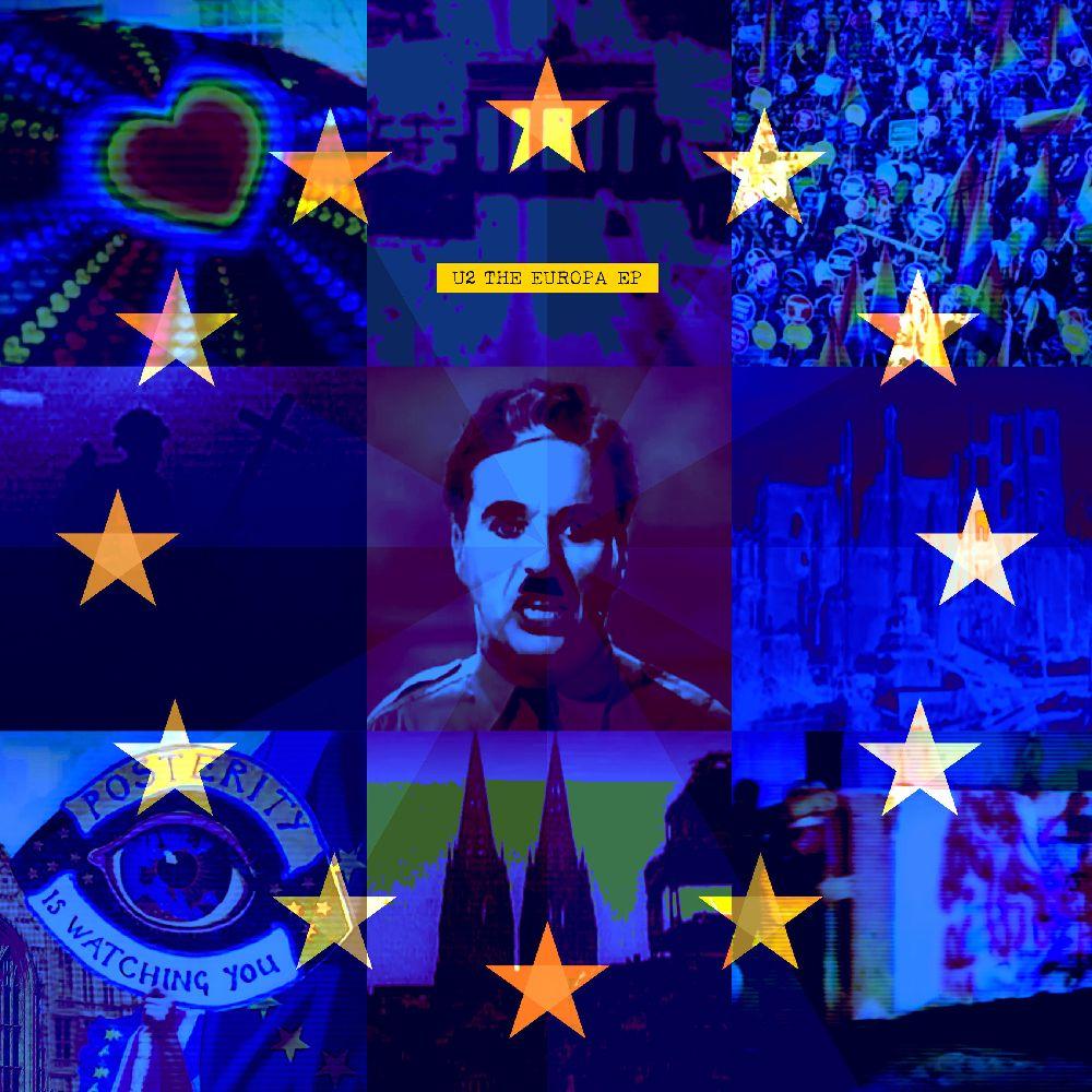 "U2 / THE EUROPA EP [180G 12""]"