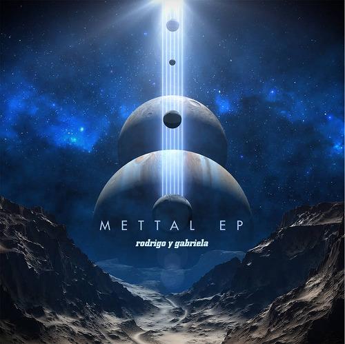 """RODRIGO Y GABRIELA / ロドリゴ & ガブリエラ / METTAL [EP] [12""""]"""