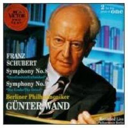 SCHUBERT:SYMPHONIES NOS,8&9/GUNTER WAND/ギュンター・ヴァント ...