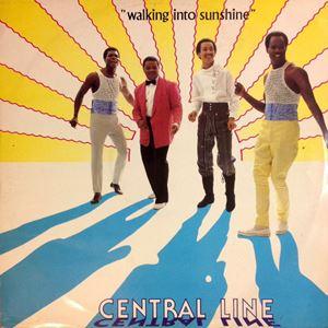 CENTRAL LINE / セントラル・ライン / WALKING INTO SUNSHINE