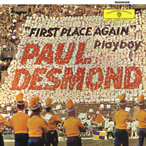 PAUL DESMOND / ポール・デスモンド / ファースト・プレイス・アゲイン(モノラル・ヴァージョン)