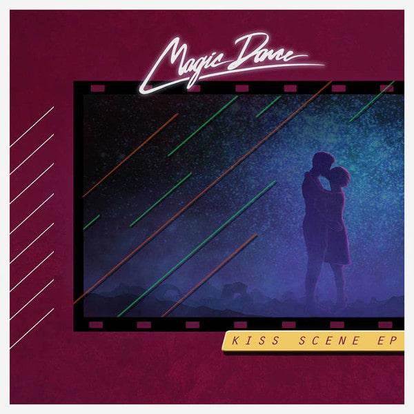 MAGIC DANCE / マジック・ダンス /  KISS SCENE<CD-R>