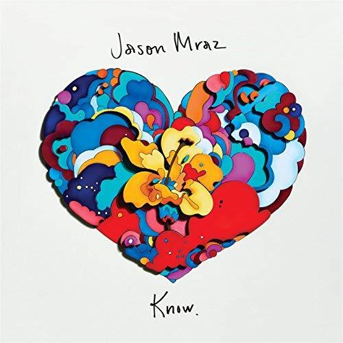 JASON MRAZ / ジェイソン・ムラーズ / KNOW. (LP)