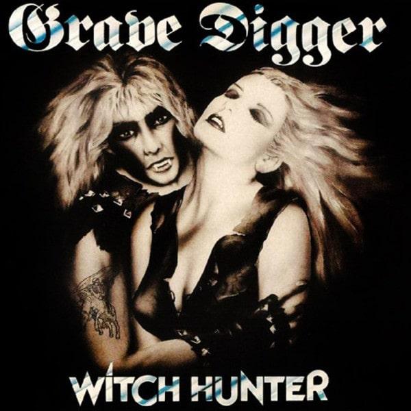 GRAVE DIGGER / グレイヴ・ディガー / WITCH HUNTER<DIGI>