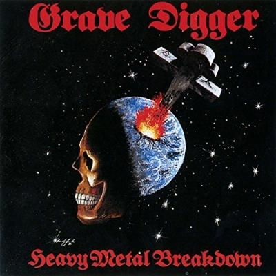 GRAVE DIGGER / グレイヴ・ディガー / HEAVY METAL BREAKDOWN<DIGI>