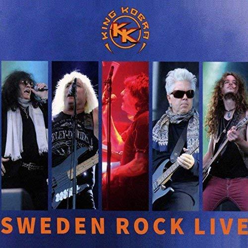 KING KOBRA / キング・コブラ / SWEDEN ROCK LIVE<DIGI>