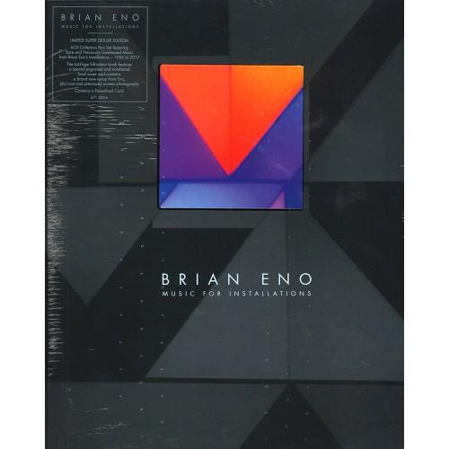 BRIAN ENO / MUSIC FOR INSTALLATIONS: SUPER DELUXE EDITION