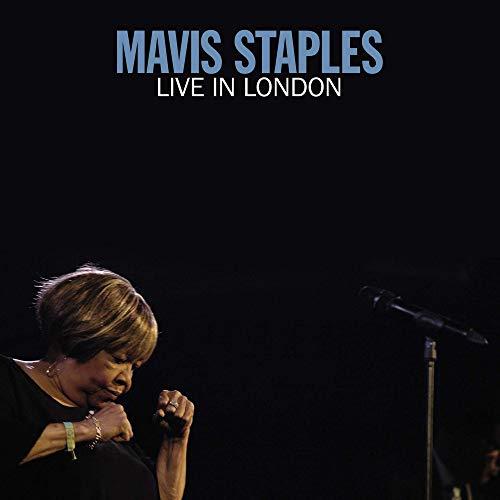 MAVIS STAPLES / メイヴィス・ステイプルズ / LIVE IN LONDON(CD)