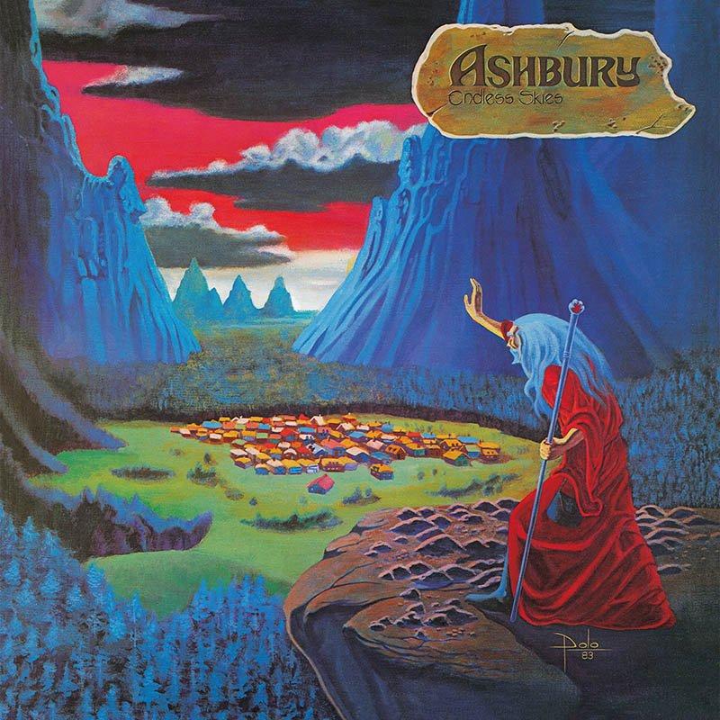 ASHBURY / ENDLESS SKIES