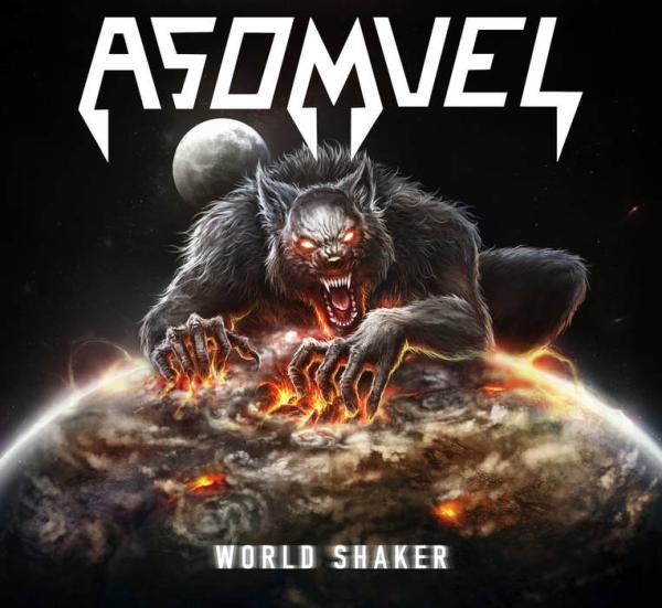 ASOMVEL / アソムベル / WORLD SHAKER / ワールド・シェイカー