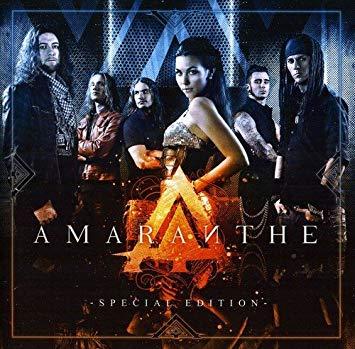 AMARANTHE / アマランス / AMARANTHE<SPECIAL EDITION / CD+DVD>
