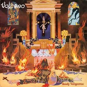 VULCANO / BLOODY VENGEANCE<DIGI / CD+DVD>