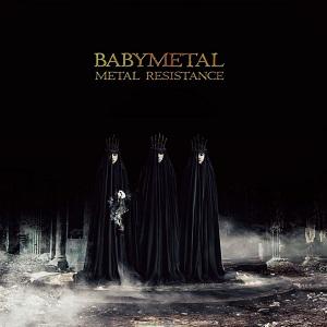 BABYMETAL / ベビーメタル / METAL RESITANCE / METAL RESISTANCE -来日記念盤- <初回限定盤 / 紙ジャケット / CD+DVD>