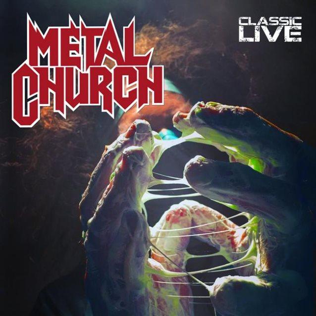 METAL CHURCH / メタル・チャーチ / CLASSIC LIVE