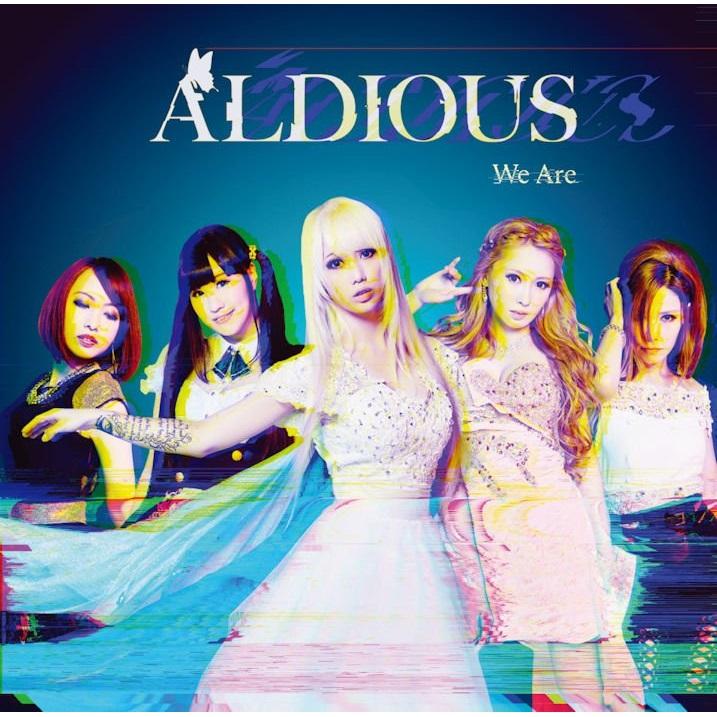 ALDIOUS / アルディアス / WE ARE / ウィー・アー<限定盤CD+DVD>