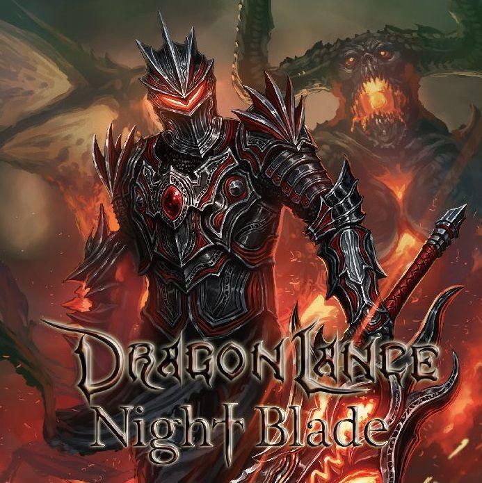 DRAGONLANCE / ドラゴンランス / NIGHT BLADE / ナイト・ブレード