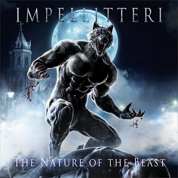 IMPELLITTERI / インペリテリ / THE NATURE OF THE BEAST / ザ・ネイチャー・オブ・ザ・ビースト<通常盤>