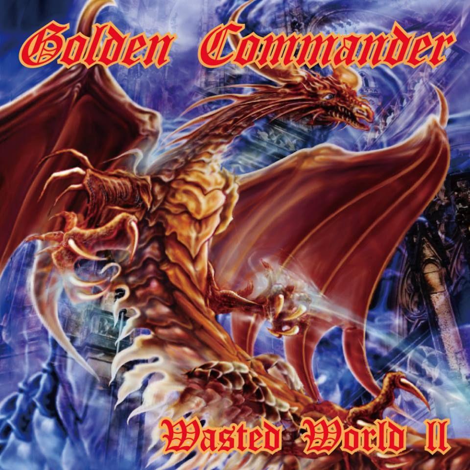 GOLDEN COMMANDER / ゴールデン・コマンダー / WASTED WORLD II / ウェステッド・ワールドII