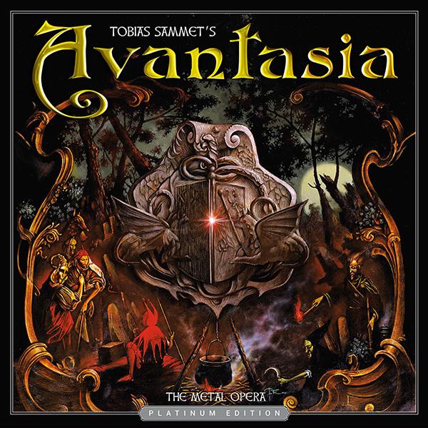 TOBIAS SAMMET'S AVANTASIA / トビアス・サメッツ・アヴァンタジア / THE METAL OPERA PT.I<DIGI>