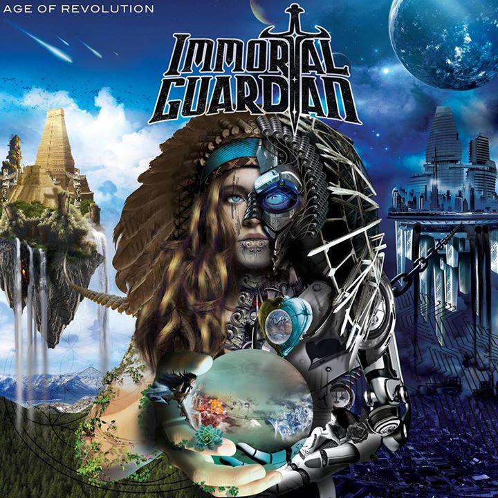 IMMORTAL GUARDIAN / AGE OF REVOLUTION<DIGI>