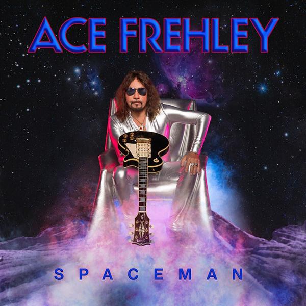 ACE FREHLEY / エース・フレーリー / SPACEMAN / スペースマン