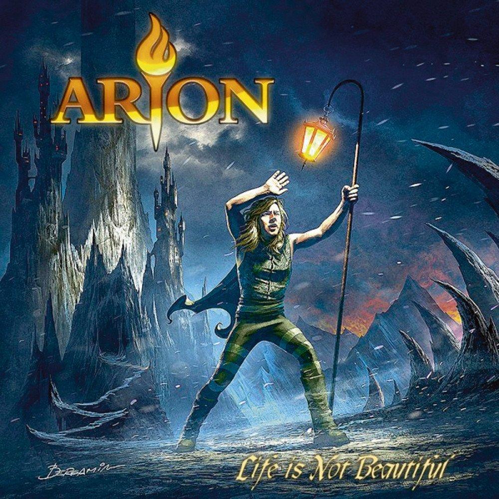 ARION (METAL) / アリオン / LIFE IS NOT BEAUTIFUL / ライフ・イズ・ノット・ビューティフル