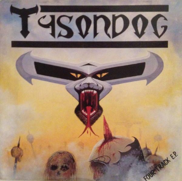 TYSONDOG / FOUR TRACK E.P.<PAPER SLEEVE>