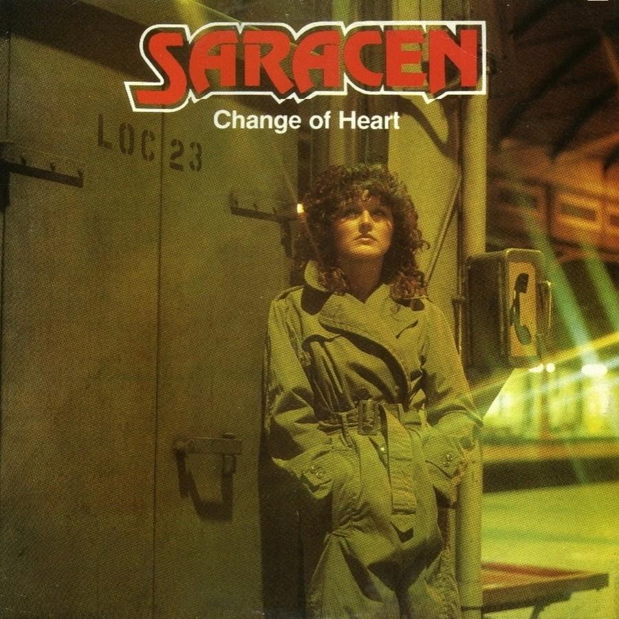 SARACEN / サラセン / CHANGE OF HEART