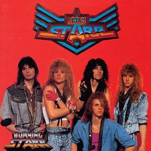 JACK STARR'S BURNING STARR / JACK STARR'S BURNING STARR