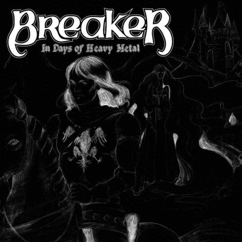 BREAKER / BREAKER(CANADA) / IN DAYS OF HEAVY METAL REBORN