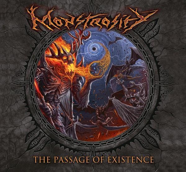MONSTROSITY / モンストロシティー / PASSAGE OF EXISTENCE<DIGI>