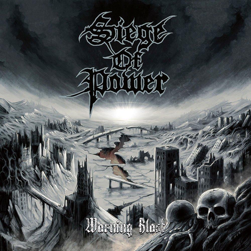 SIEGE OF POWER / WARNING BLAST<DIGI>