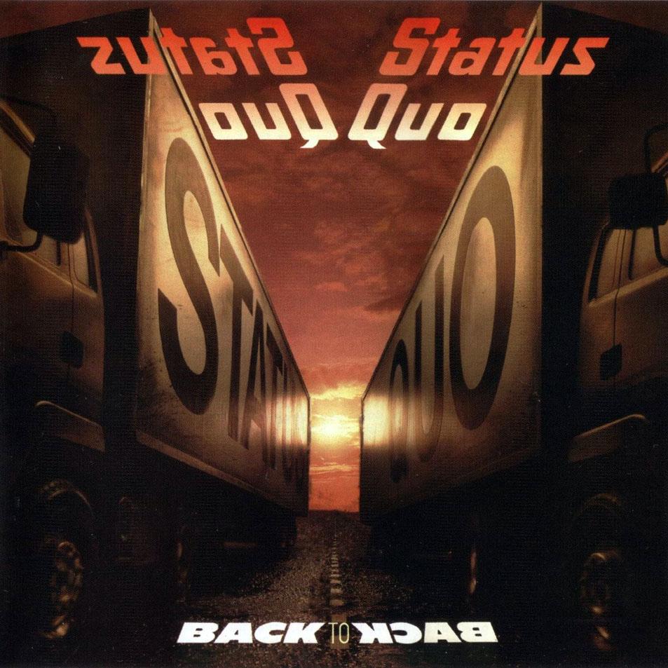 STATUS QUO / ステイタス・クオー / BACK TO BACK<2CD>