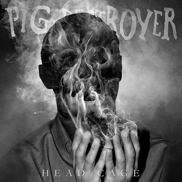 PIG DESTROYER / ピッグ・デストロイヤー / HEAD CAGE<PAPER SLEEVE>