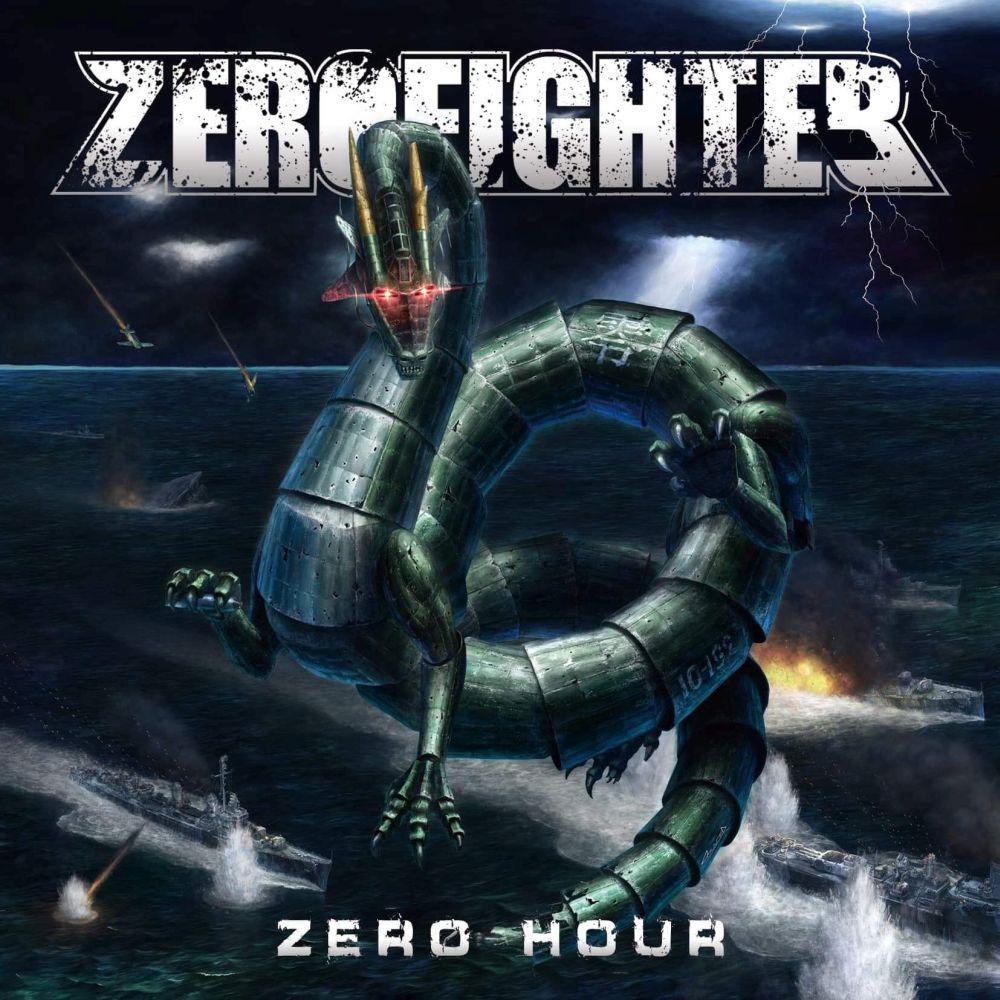 ZERO FIGHTER / ゼロ・ファイター / ZERO HOUR / ゼロ・アワー
