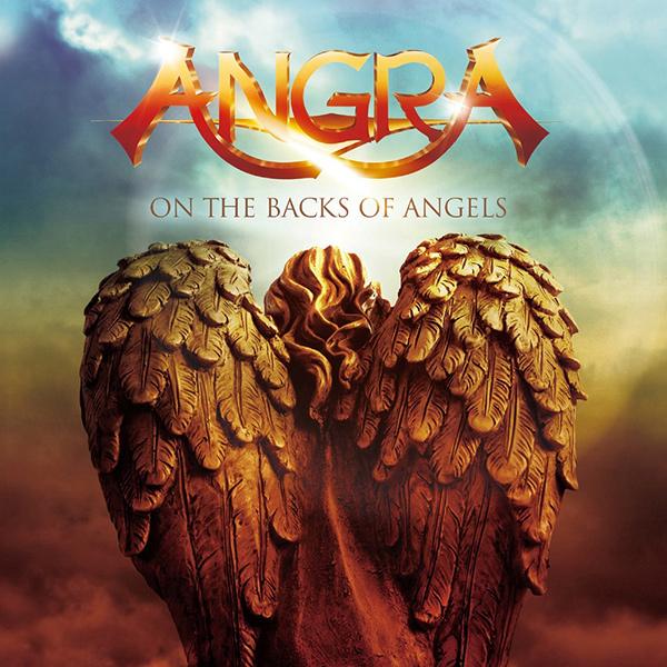 ANGRA / アングラ / ON THE BACKS OF ANGELS / オン・ザ・バックス・オブ・エンジェルズ
