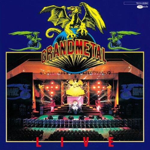 オムニバス(RAJAS, BLIZARD, 本城未沙子, MAKE UP, MARINO, X-RAY, 44MAGNUM) / GRAND METAL LIVE / グランド・メタル・ライヴ 5THジャパン・へヴィ・メタル・ファンタジー