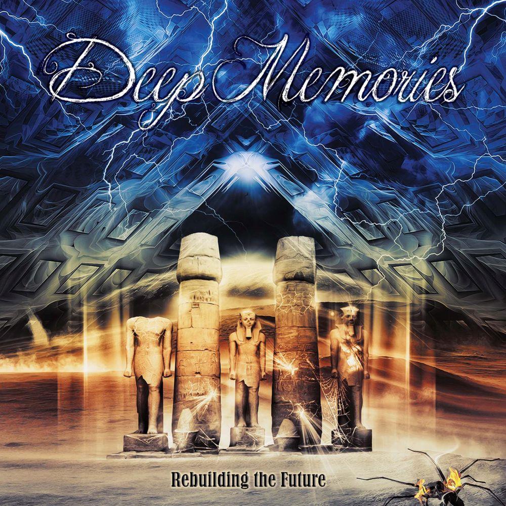DEEP MEMORIES / ディープ・メモリーズ / REBUILDING THE FUTURE / リビルディング・ザ・フューチャー