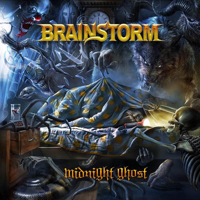 BRAINSTORM / ブレインストーム / MIDNIGHT GHOST