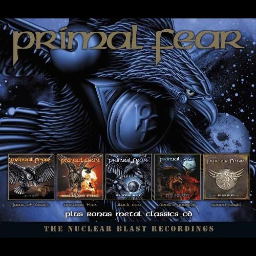 PRIMAL FEAR / プライマル・フィア / THE NUCLEAR BLAST RECORDINGS