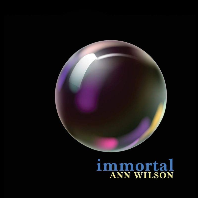 ANN WILSON / アン・ウィルソン / IMMORTAL<DIGI>
