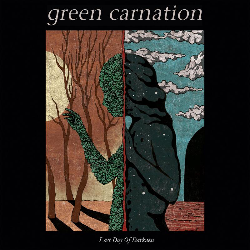 GREEN CARNATION / LAST DAY OF DARKNESS<DVD+CD/DIGI>